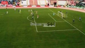 Kahramamaraşspor  Sakaryaspor'un ümitlerini  Tüketti