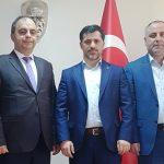 Ak Parti Hendek İlçe Başkanı Eğitim ve Sağlık Konusunda Ankara 'da