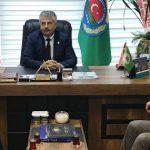 İYİ Parti Erenler ilçe Yönetim Kurulu Sivil Toplum Kuruluşlarını ziyaretlere başladı;