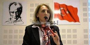 Azize Çeroğlu,Dünya su günü nedeniyle basın açıklaması yayınladı.
