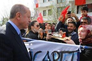 Cumhurbaşkanı Erdoğan,AK Parti Sakarya 6. Olağan İl Kongresine katıldı
