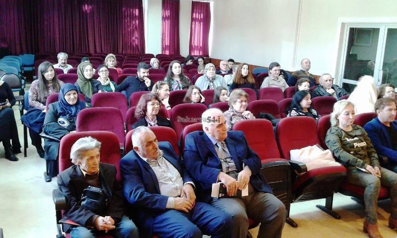 SAYŞAD Kadınlar Günü ve Çanakkale Zaferi Anma Etkinliği Yapıldı