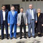 Hizmet İş Sendikası Genel Başkan Yardımcısı Halil Özdemir, Sakarya'da,