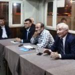İYİ Parti Seçim Çalışmalarına Horozlar Mahallesinden Başladı