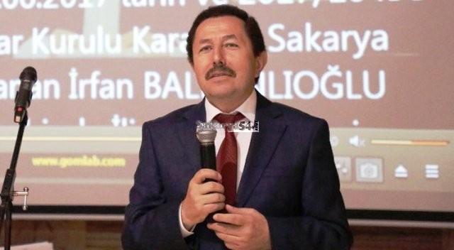 Vali İrfan Balkanlıoğlu Şiir Etkinliğine katıldı.