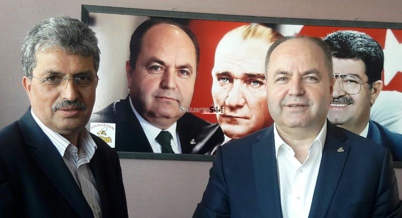 """İbrahim ÇELEBİ """"Türkiye ÜretendeğilTüketen birülke oldu"""""""