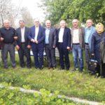 İlyaslar Mahalle Muhtarı Fehmi Şenol'a Geçmiş Olsun Ziyareti
