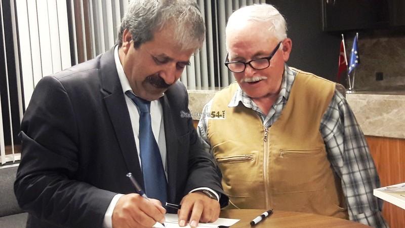 """Eğitimci-Araştırmacı Yazar Ali Çetinkaya """"Halil İbrahim Ağa'yı""""Anlattı"""