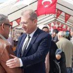 Demokrasi Meydanında  Polis haftası  Etkinlikleri  Tanıtıma yoğun ilgi