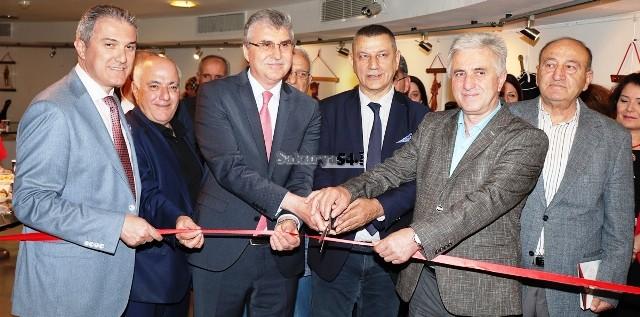 Dünya'da bir ilk! Abhazya El Sanatları  Sergisi Ayüçaga Sakarya'da açıldı…