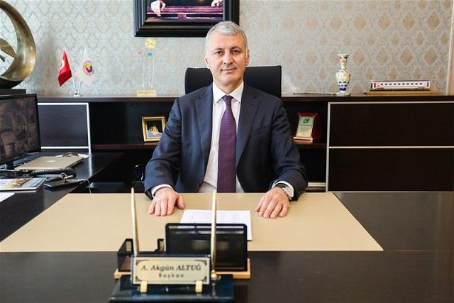 Başkan Altuğ'dan 17 Ağustos Açıklaması: Planlı Şehirleşmeli ve Depreme Hazırlıklı Olmalıyız