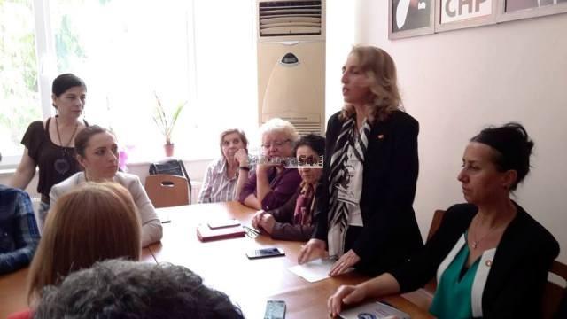 """Azize Çeroğlu""""19  Mayıs  tarihi bilinci tazeleme günüdür"""""""
