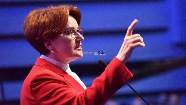 Meral Akşener'in 14 Mayıs Cumhurbaşkanlığı Kampanya Konuşması
