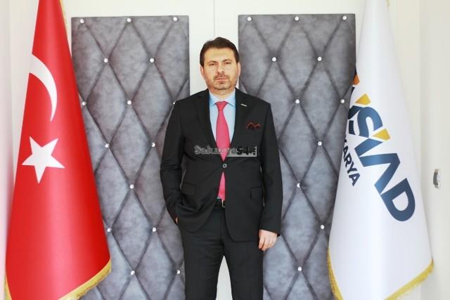 MÜSİAD Başkanı Coşkun'dan 19 Mayıs Mesajı