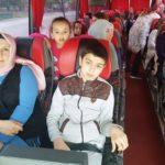 Emaar Akvaryum & Sualtı Hayvanat Bahçesinde Engelliler Mutlu ayrıldı