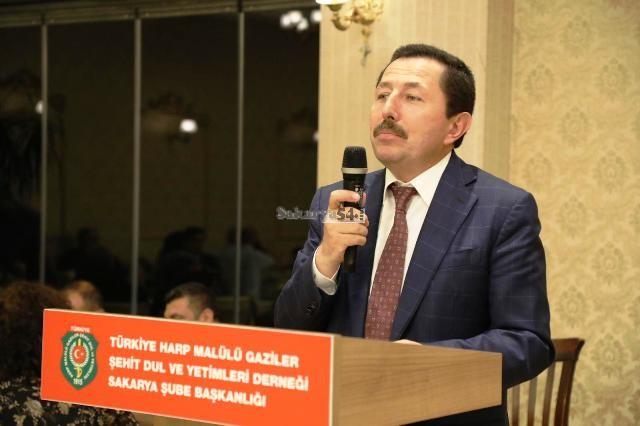 Vali Balkanlıoğlu Şehit Aileleri, Gaziler, Gazetecilerle Birlikte İftar Yaptı