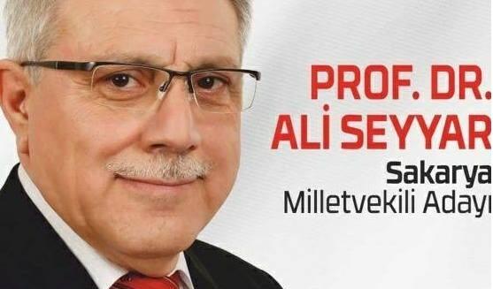 """Prof.Dr. Ali Seyyar""""Çalışırken bile manevî ve sosyal hayattan kopmamız  gerekir"""""""