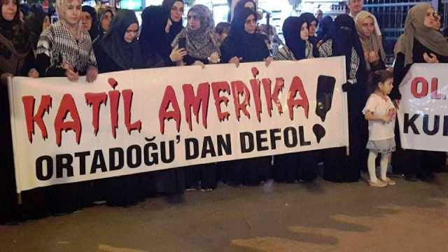 Amerika'nın Türkiye düşmanlığı  bitmiyor…