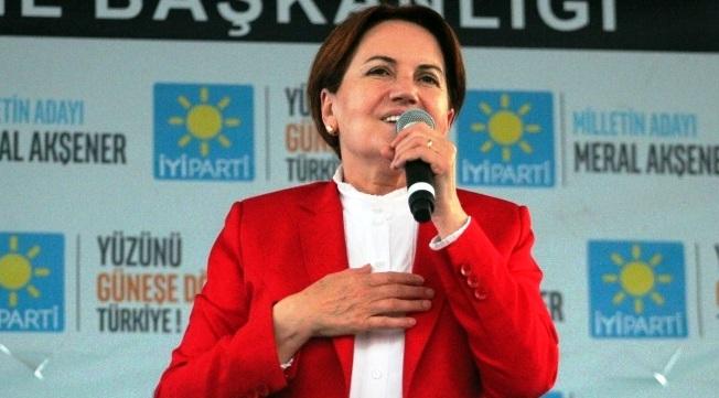 Cumhurbaşkanı Adayı Meral Akşener Sakarya'da Sel Oldu