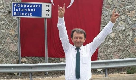 MHP Geyve İlçe Başkanı Şerafettin Kaya  Oldu