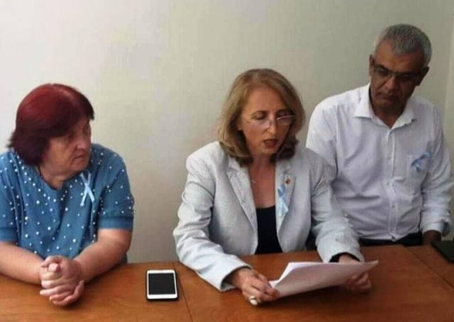 CHP İl Kadın Kolları Başkanı Azize Çeroğlu,'Çocuklar yaşasın!'