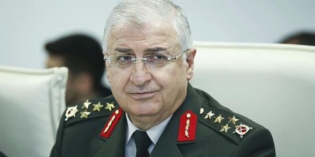 Genelkurmay Başkanlığına,  Orgeneral Yaşar Güler atandı.