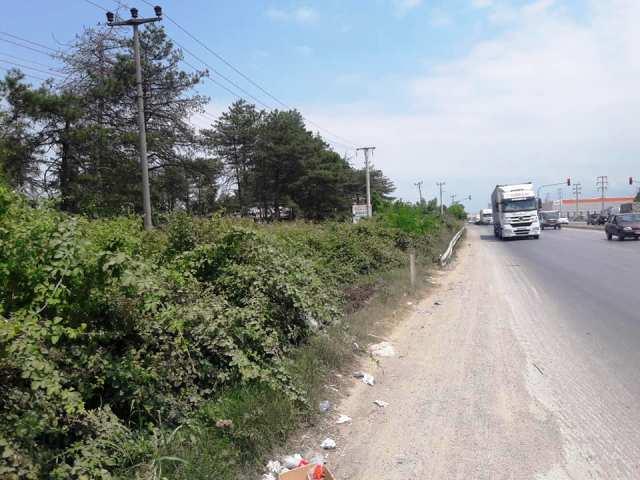 Karayolları ile Büyükşehir Belediyesi Uyumlu çalışmıyor