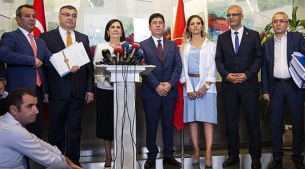 CHP'de Çağrı Grubu'ndan yeni açıklama