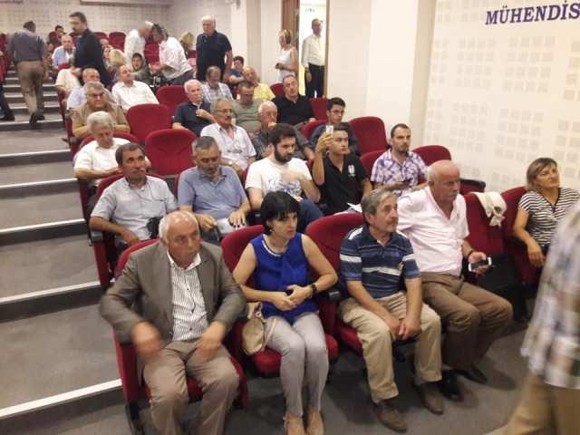 CHP Sakarya İl Başkanlığı İl Danışma Toplantısı Yapıldı
