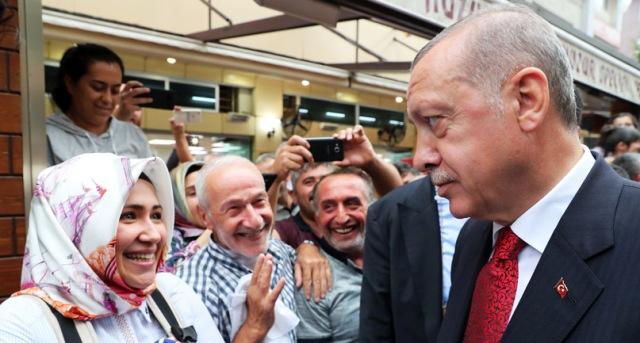 """Cumhurbaşkanı Erdoğan""""Kurmuş, faizmiş, cezaymış, yaptırımmış; hiçbiri umurumuzda değil"""""""