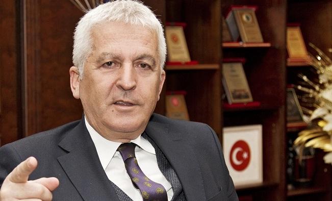 """""""Başkan İspiroğlu'ndan AK Parti'nin Kuruluş Yıl Dönümü Kutlaması"""""""