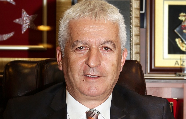 Karasu Belediye Başkanı Mehmet İspiroğlu Kurban Bayramını Kutladı