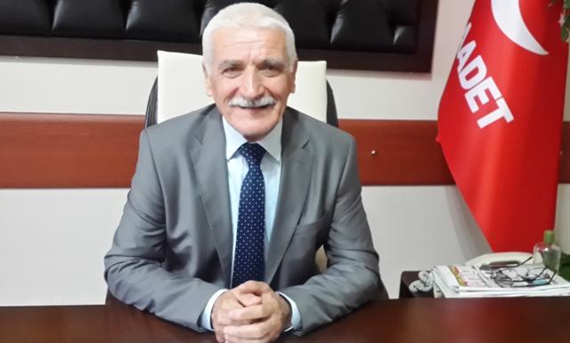 """SP Sakarya İl Başkanı Fahrettin Bay""""İsraf Ekonomisi Son Bulmalı…"""""""