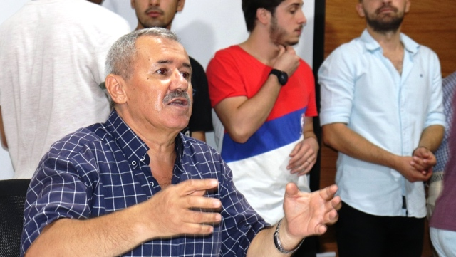 "Meydan KOBAŞ: ""Sporcularımız bizim aynamızdır"""