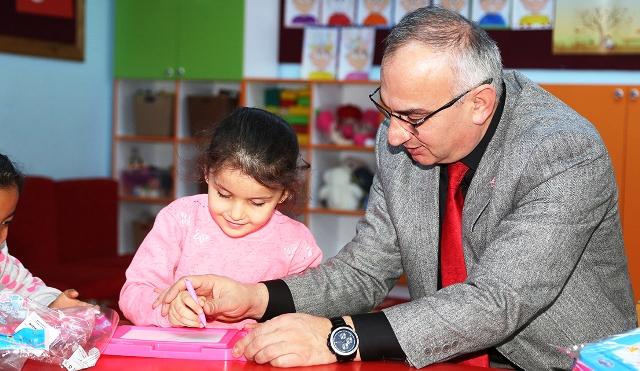 Başkanın Yılmazer, Yeni Eğitim-öğretim Yılında Başarılar Diledi