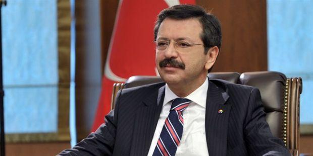 """Rifat Hisarcıklıoğlu,""""Bırakın siyaseti, futbolu! Nasıl para kazanacağımızı konuşun"""""""