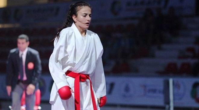 Büşra Tosun'un olimpiyat mesaisi
