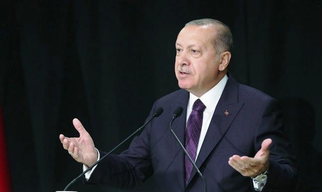 """Cumhurbaşkanı Erdoğan """"Çok ciddi bir uluslararası kuşatma altındayız"""""""