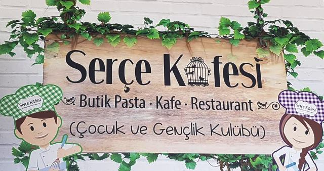 Serçe KafesiButik Pasta Kafe Restaurant'a  Basın Mensuplarından Tam Not