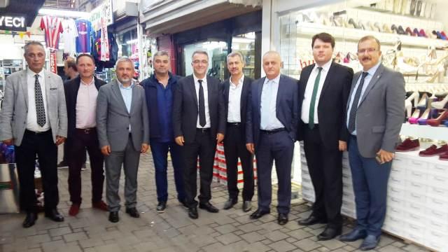 Ayakkabı ve deri sektörü değerlendirme toplantısı  Sakarya'da Yapıldı