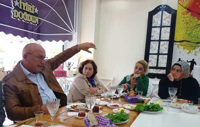Ersin TaranoğluSakarya Bünyesinde Faaliyetlerini Sürdürüyor