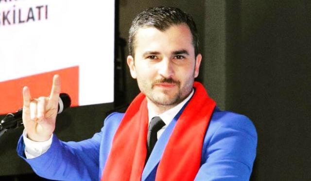 MHP Adapazarı İlçe Başkanı Halil Hakan Oturak  Oldu