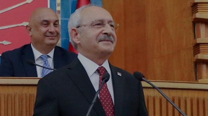 """CHPGenel Başkan Kılıçdaroğlu""""iktidardaki siyaset de çürüdü"""""""