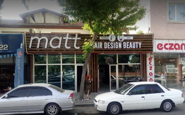 Matt Hair Design Beauty