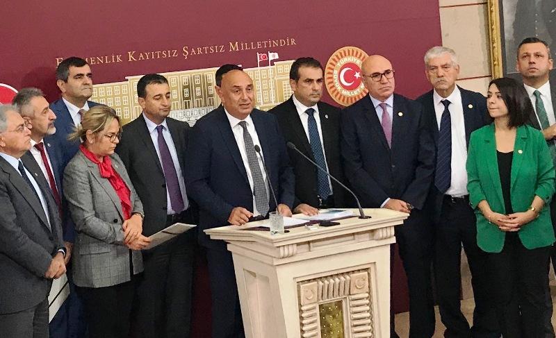 """CHP Grup Başkanvekili Engin Özkoç, """"Türk dış siyasetinin bu oyuna gelmemesi gerekir"""""""
