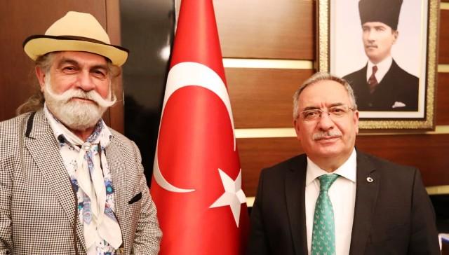 Vali Ahmet Hamdi Nayir'e Tebrik Ziyaretleri Devam Ediyor