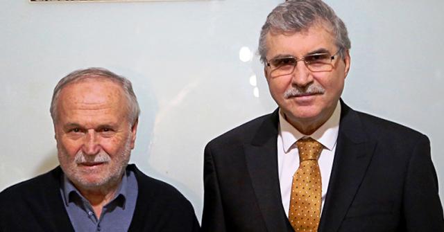 Ekrem Yüce'den Gazeteciler Birliğine Ziyaret