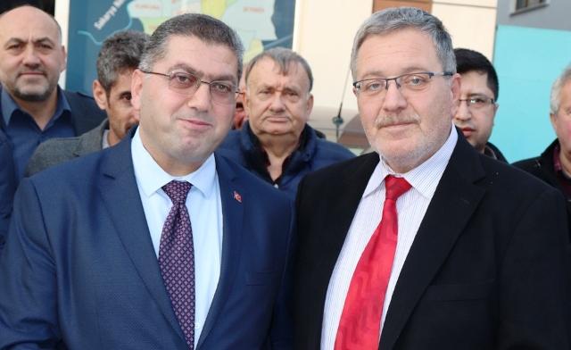 Recep Yeşil, Erenler Belediye Meclis  Üyeliği için başvurusunu gerçekleştirdi