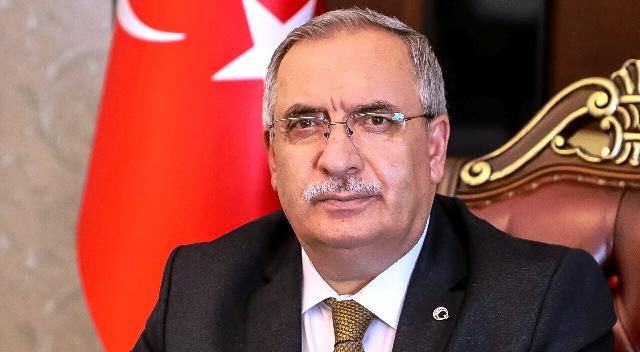 Vali Ahmet Hamdi NAYİR'in 23 Nisan Ulusal Egemenlik ve Çocuk Bayramı Kutlama Mesajı