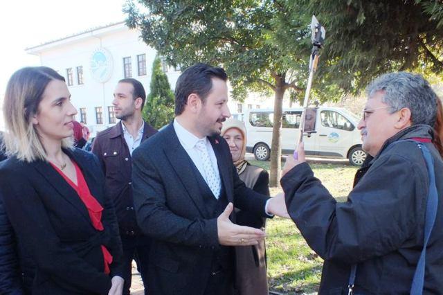 CHP Sakarya Büyük Şehir Belediye Başkanlığı için Sevda ÖCAL'dan sonra Av. İlker YILMAZAday Adayı oldu.